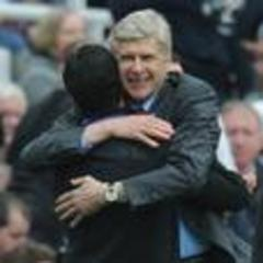 Wenger backs Gunners to improve