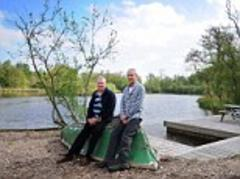 landowner who spent 'hundreds of thousands' restoring dead norfolk broad facing prosecution for leaving it 'suburbanised'
