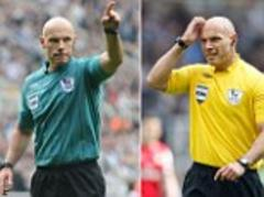 howard webb swaps shirts at half-time due to midges bites and top 10 wacky moments
