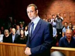 Oscar Pistorius has ruled out returning to the track this year so he can focus on his court case