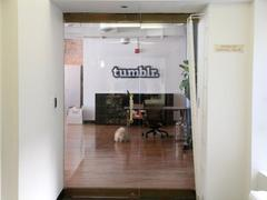 Look Inside The Offices Of $1.1 Billion Tumblr