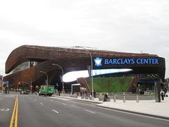 there's a mysterious smell emanating from the barclays center