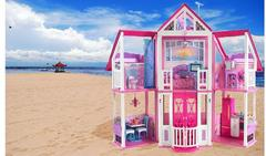 barbie trades malibu dream home for manhattan penthouse