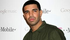 drake sports an afro while shooting 'anchorman 2′ in new york [photos]