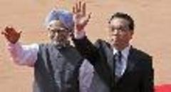 india, china committed to 'peace and tranquillity' along border: pm manmohan singh
