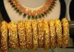 Gold prices down at Rs. 408 to Rs. 25,427 per 10 gram