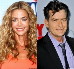 Denise Richards Reveals Why She Takes Care of Charlie Sheen and Brooke Mueller's Kids