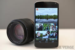 Google+ update for Android 4.2 includes improved photo experience and Snapseed integration