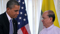 Obama to hold talks with Myanmar's President