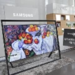 samsung shows off new 13.3-inch displays that outnumber apple's macbook pro retina display