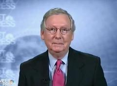 McConnell: Obamacare Will Be Focus Of 2014