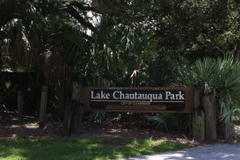 volunteers needed: planting project at lake chautauqua park