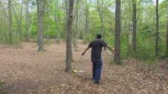 disc golf league taking flight in marston mills