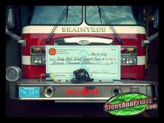 Braintree Firefighters Send $16,000 Check to Sandy Hook School Support Fund