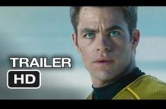 review and trailer: 'star trek into darkness:' excitement at warp factor 10