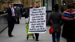 gay marriage vote poses problems for uks cameron