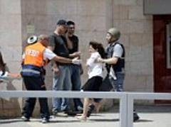 Five dead in botched Israeli bank heist after robber takes woman hostage before shooting himself