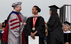 Kerry Washington Talks Purpose And Olivia Pope In George Washington University Graduation Speech (Video)