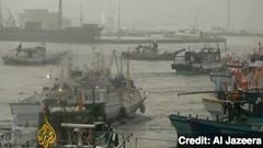 Rare Squabble for China, North Korea Over Fishing Boat