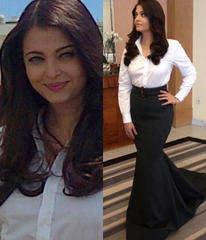 Aishwarya Rai enchants the Cannes red carpet