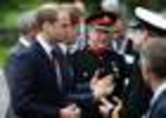Prince William: 'Don't Forget Injured Forces'