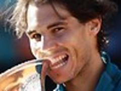 nadal, serena raise the bar for french