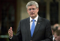 Harper under pressure as Duffy scandal claims his chief of staff