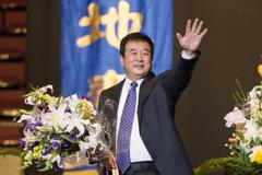 falun dafa founder speaks before 8,000 at new york conference